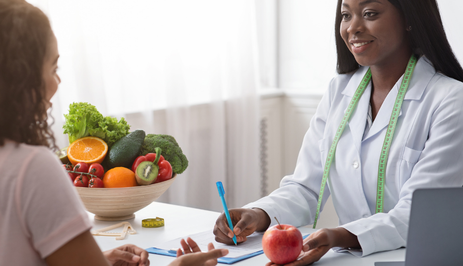 8 reasons see dietician